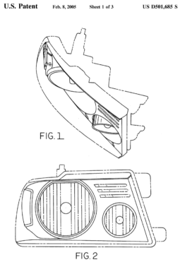 Manufacturers Locking-In Consumers with Design Patents