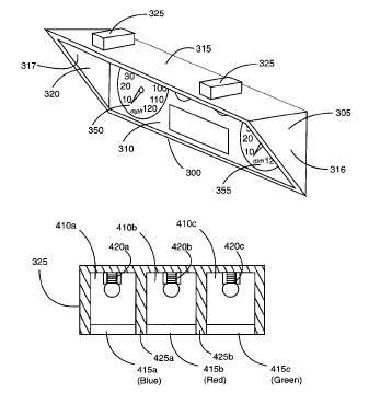 Ford MyColor Patent